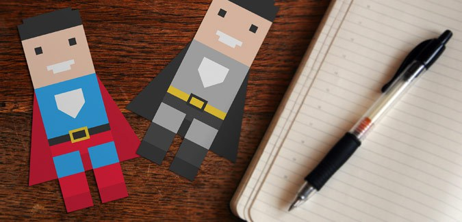 printable superhero bookmarks free