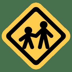 children-crossing