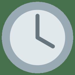 clock-four-oclock