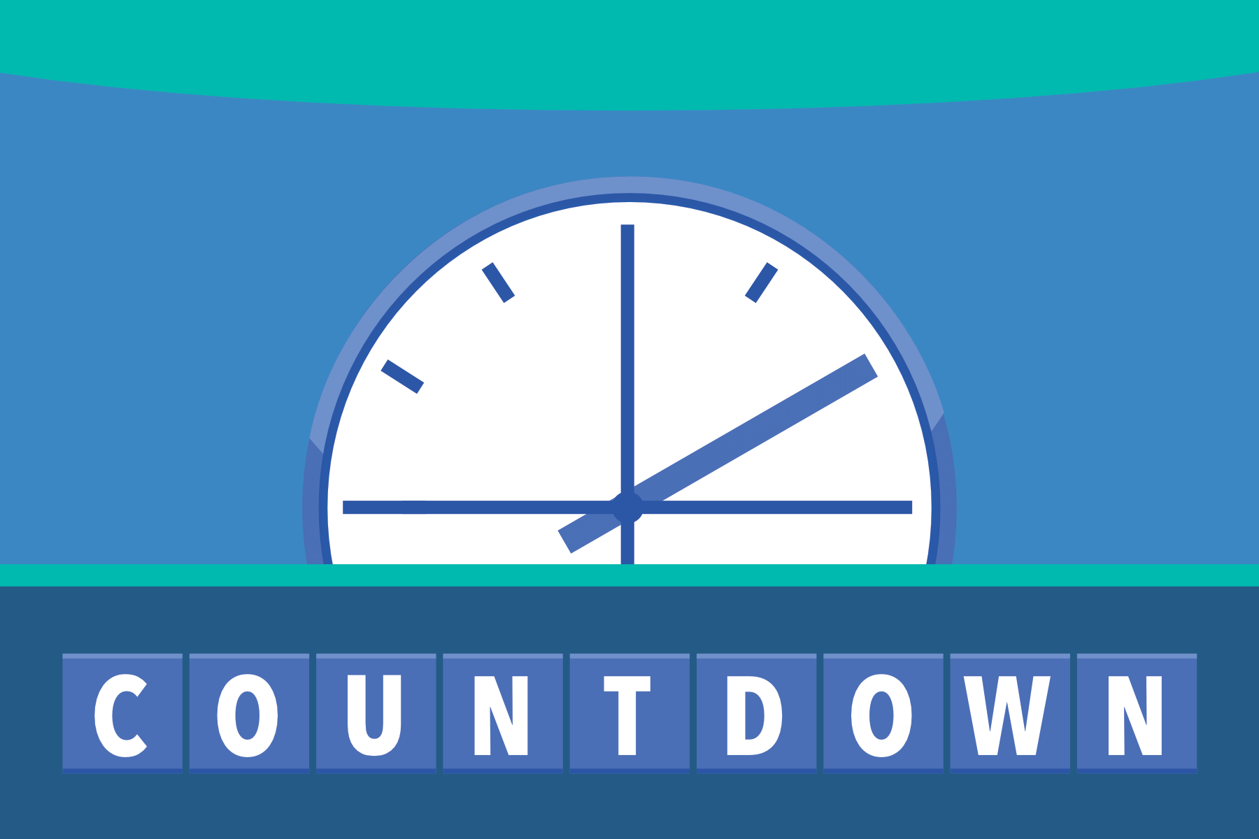 Countdown Game - PAPERZIP