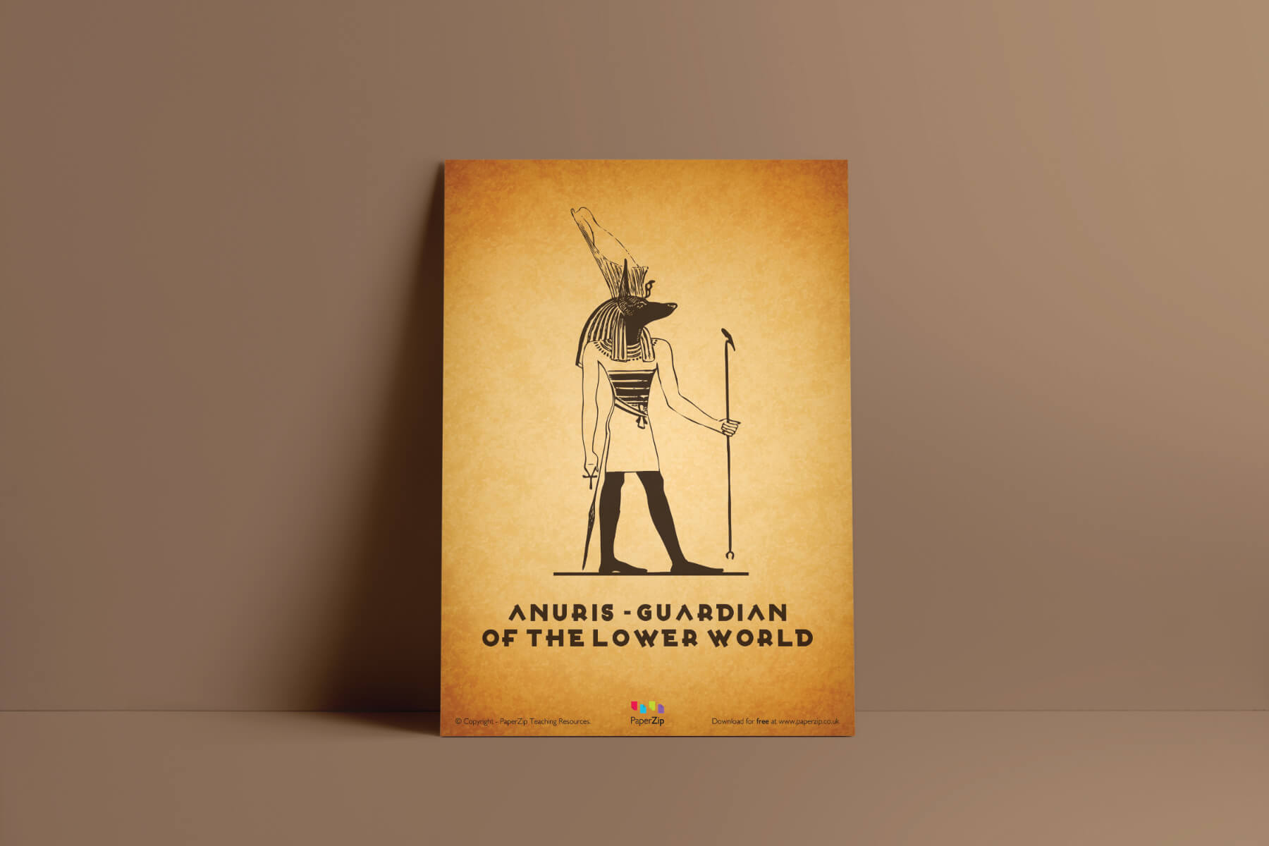 egyptian deities posters free