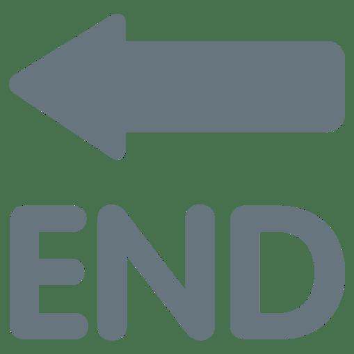 end-with-left-arrow