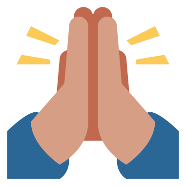 hands-in-prayer