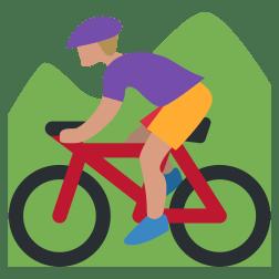 mountain-bicyclist