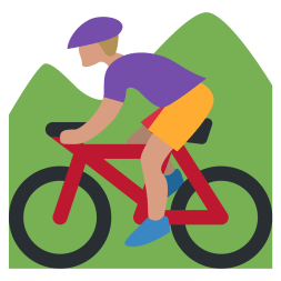mountain-bicyclist