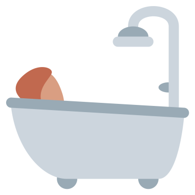 person-in-bath