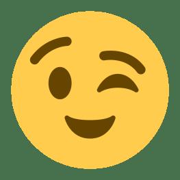 winking-face