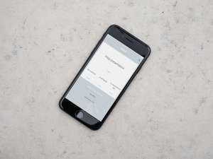 iphone app to-do one big thing