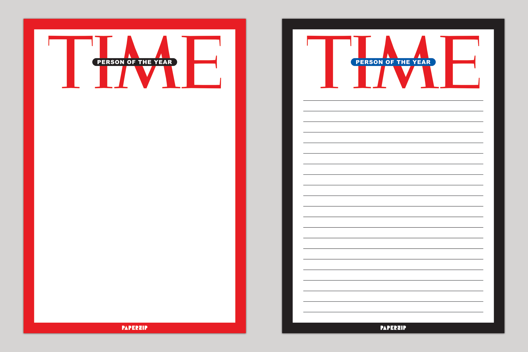 time magazine person of the year templates paperzip