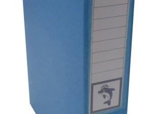 Boite d'archive en polypropylène Le Dauphin Dos de 8 cm