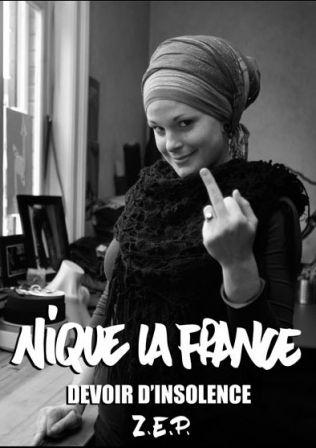 Fuck France (French bestseller, 2010)