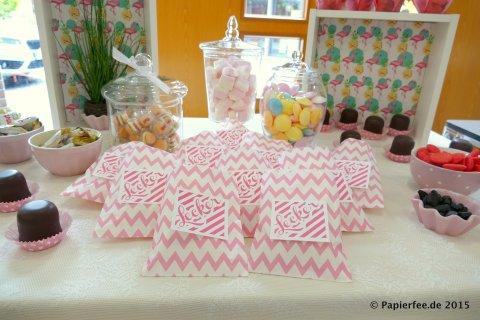 papierfee.de, Candybar, Pink, Flamingo