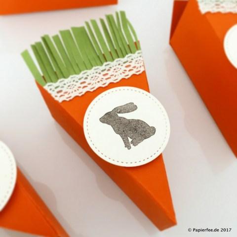 Stampin'Up! Verpackung, Ostern, Ostermarkt, Marktideen, Karottenvepackung, Tortenstück, Geschenkidee, Gastgeschenke