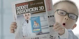 DODOT ABSORCION 3D «Tokio»