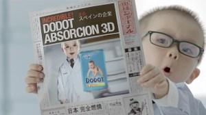 Donant ABSORCIÓ 3D «Tòquio»