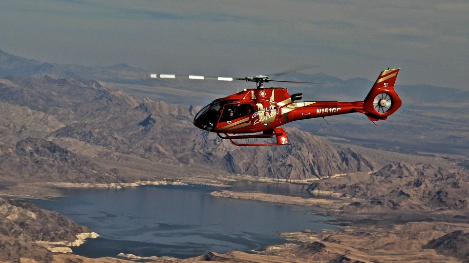 Las Vegas and Grand Canyon helicopter tours