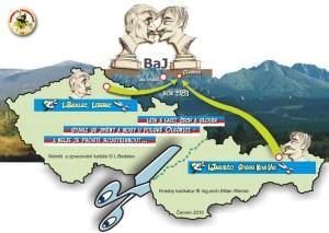 BaJ-mapa