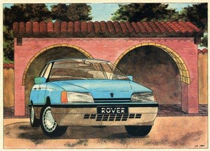 Rover-kresbax