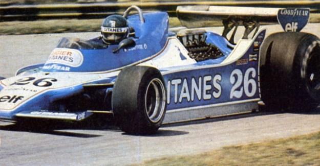 Ligier JS 11 - ABC 5-24