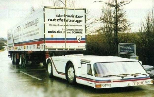 Steinwinter Daimler-Benz Turbo