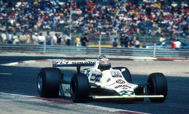 Williams FW 07 B