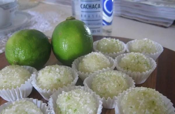 Cupcake & Brigadeiro de Capirinha! (1/3)