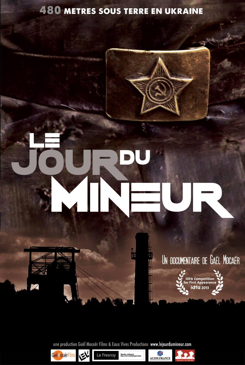 Poster do filme O Dia do Mineiro