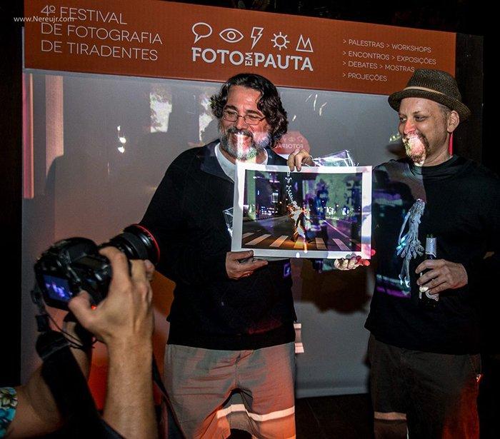 Festival de Fotografia de Tiradentes com o fotógrafo Ignácio Aronovic