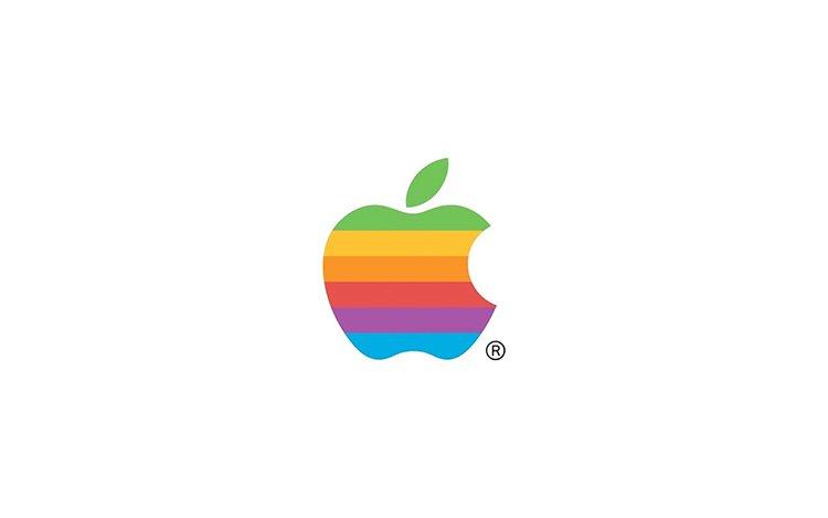 Quadro 4. Segundo logotipo da Apple