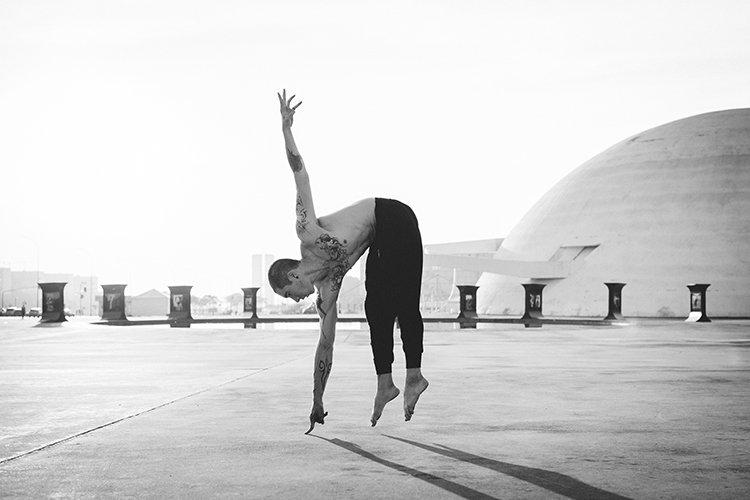 Bailarino: Vitor Hamamoto