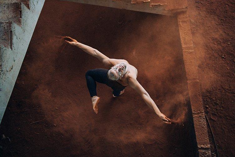 Bailarino: Diego Carvalho