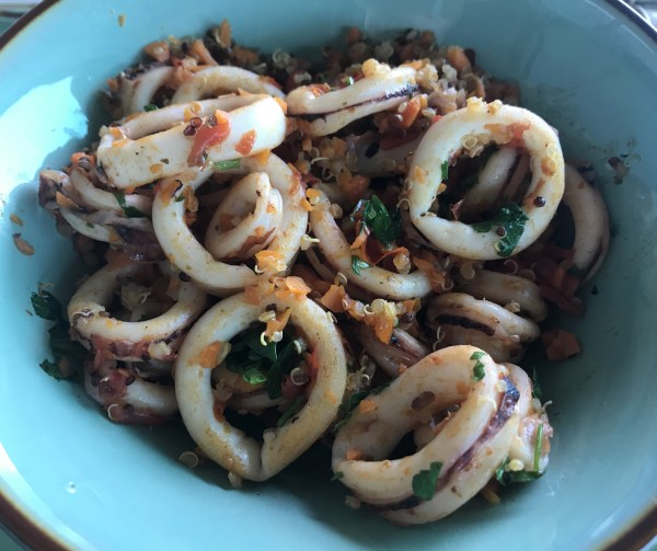 lula com quinoa
