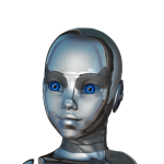 robot hoofd