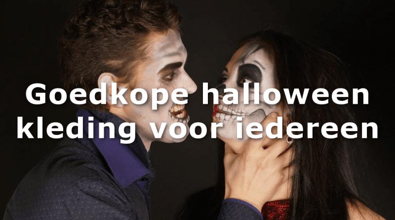 goedkope halloween kleding