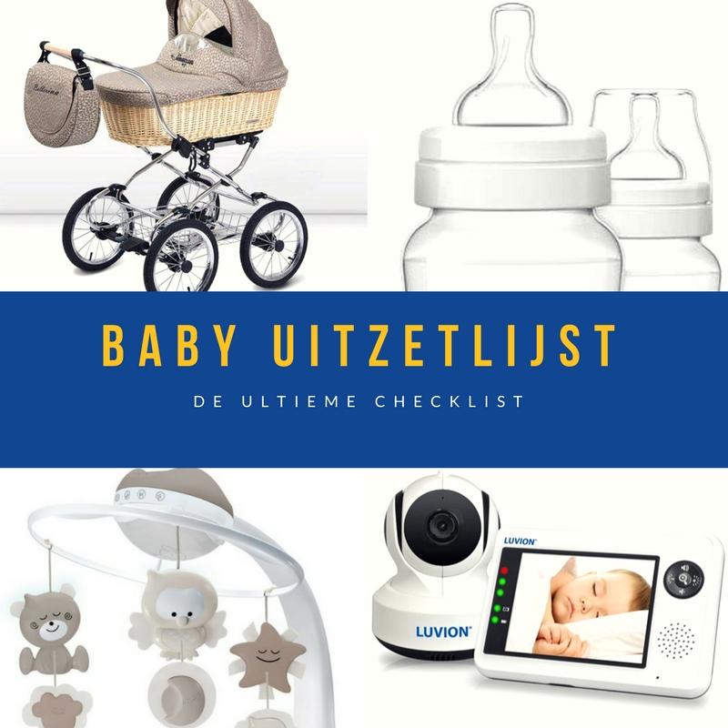 Uitzetlijst baby checklist wat heb je nodig pappa blogt for Uitzetlijst woning