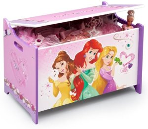 Prinsessen opberg kist