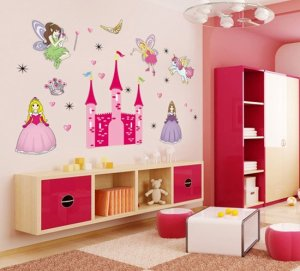 prinsessen stickers