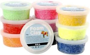 Foamy clay cadeau