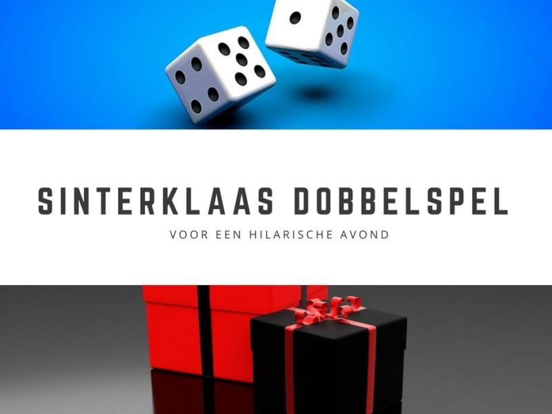 Sinterklaas dobbelspel cadeaus