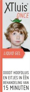 Middel tegen luizen xtluis once liquid gel