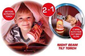 Jongens nachtlamp