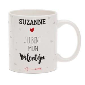 liefdes mok voor valentijnsdag