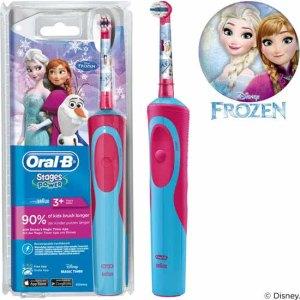 Frozen elektrische tandenborstel