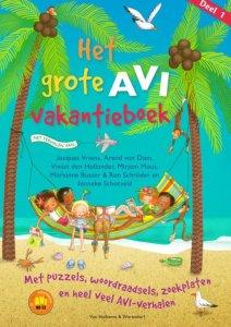 Het grote AVI vakantieboek AVI M3
