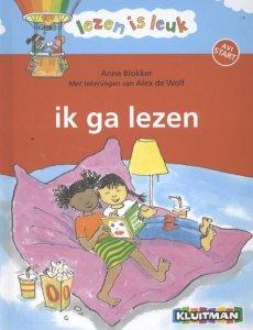 Lezen is leuk - Ik ga lezen