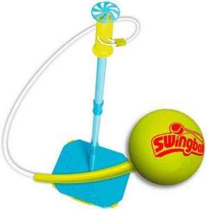 Tennis ballen swing
