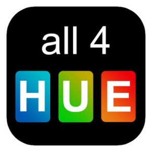 all4hue philips hue app iOS