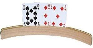 Speelkaart houder 4 jaar