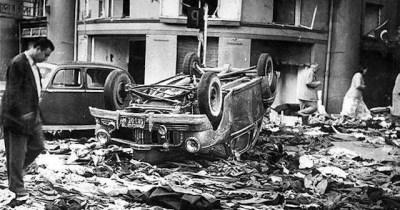 September 6-7, 1955: Krystallnacht in Constantinople