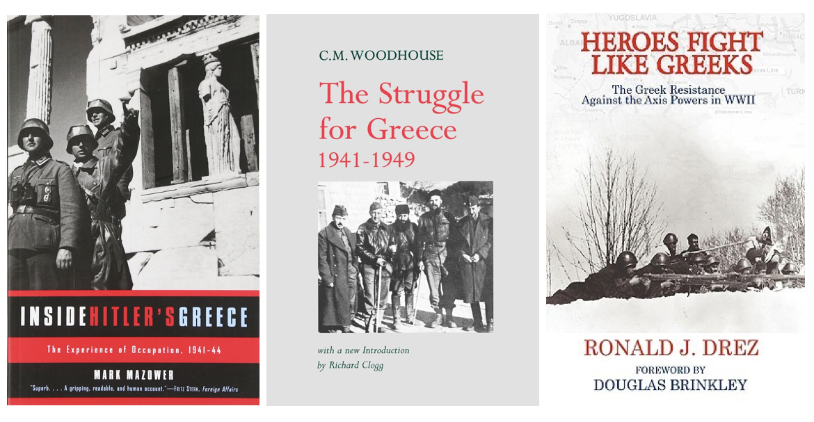 world war ii history packed with personal testimony and many rare photographs and illustrations heroes fight like greeks is an indisputably important